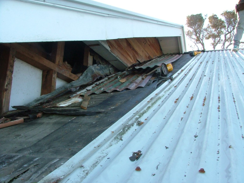Our Work Roof Leak Repair Specialists